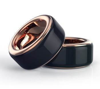long distance heartbeat ring