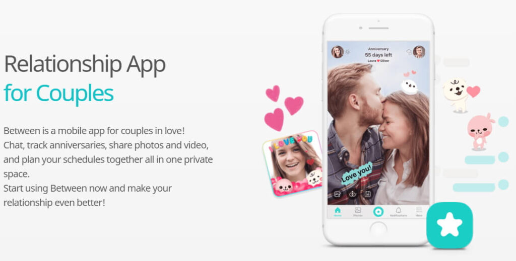 relationship app for couples